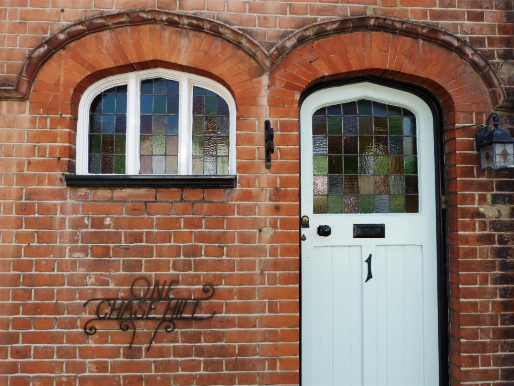 HANDSOME FRONT DOOR