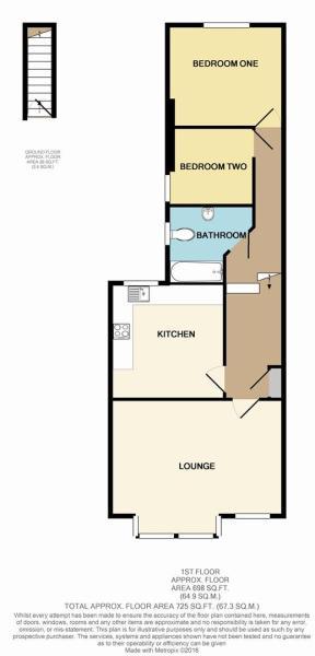 Floor Plan - 15a Fyf
