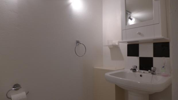 Little Mill Stable Shower Room  019