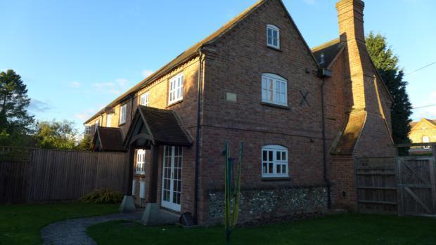 Chapel Cottages 3 Rear 001