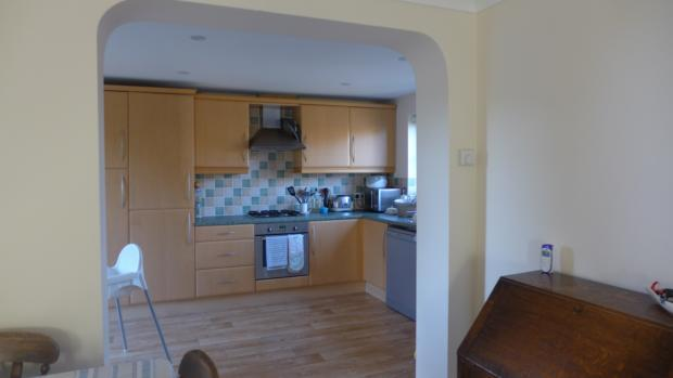 Pygle Cottages 5 Kitchen 004