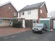 3 bed Detached home in Taunton Avenue...
