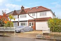 6 bedroom semi detached house for sale in Broadmead Avenue...
