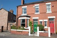 3 bedroom Terraced house for sale in Granville Road, Chester