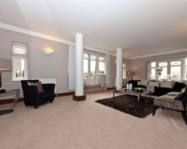 beige carpet living room