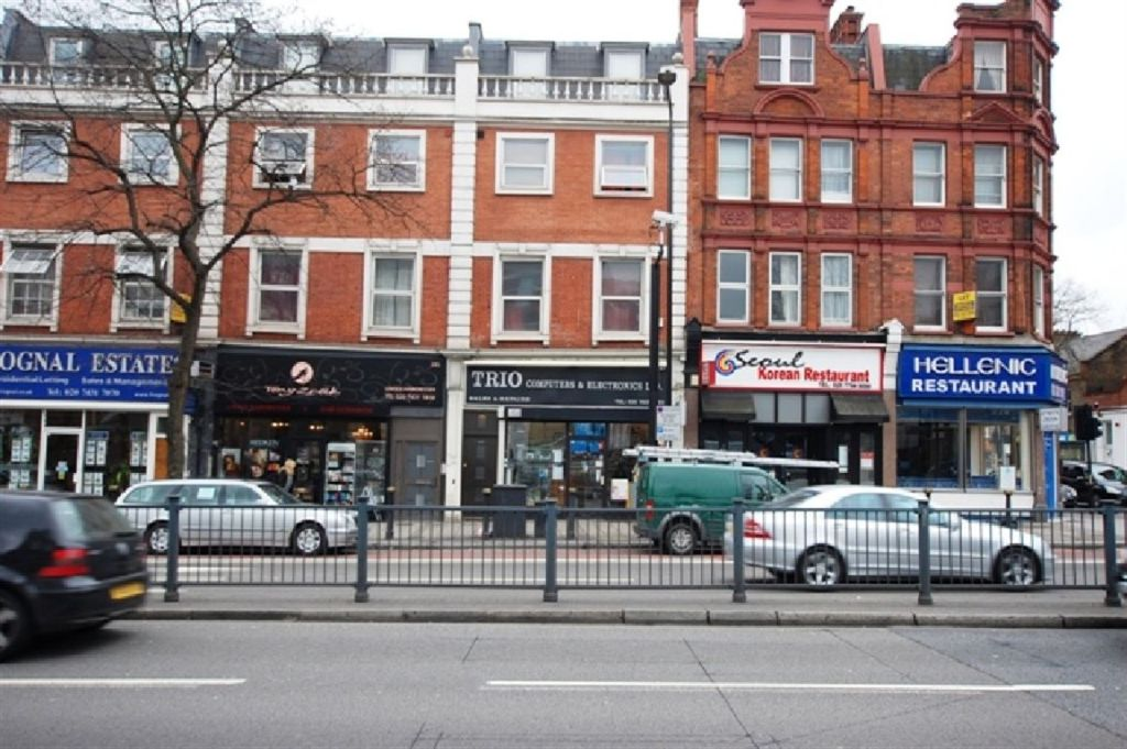 Studio Apartment To Rent In Finchley Road Finchley Road