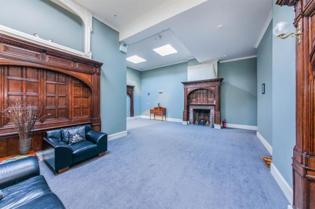 Residents Grand Hall