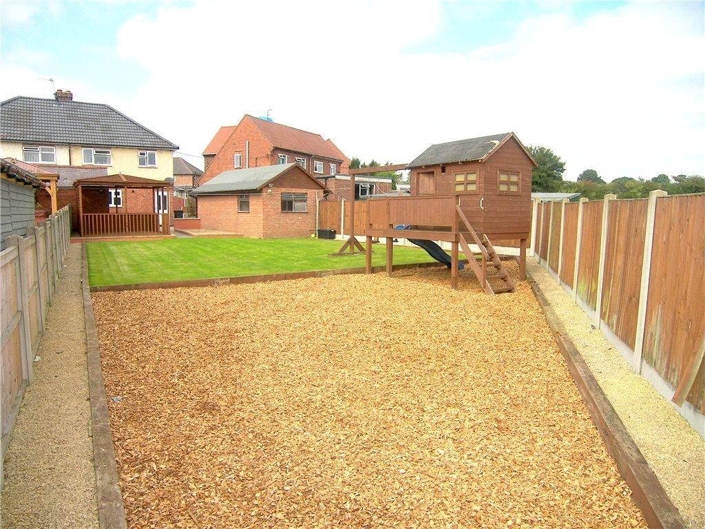 Woodchip Play Area