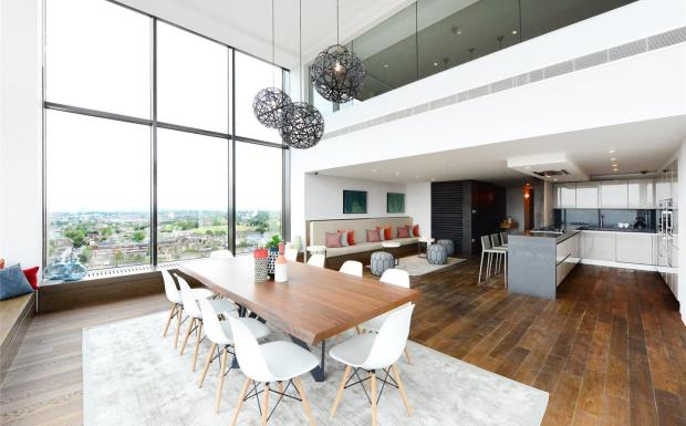 Shared Penthouse