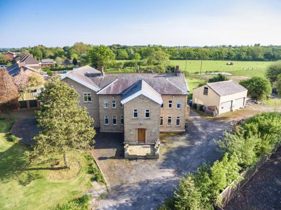 Hurlston Hall Property For Sale