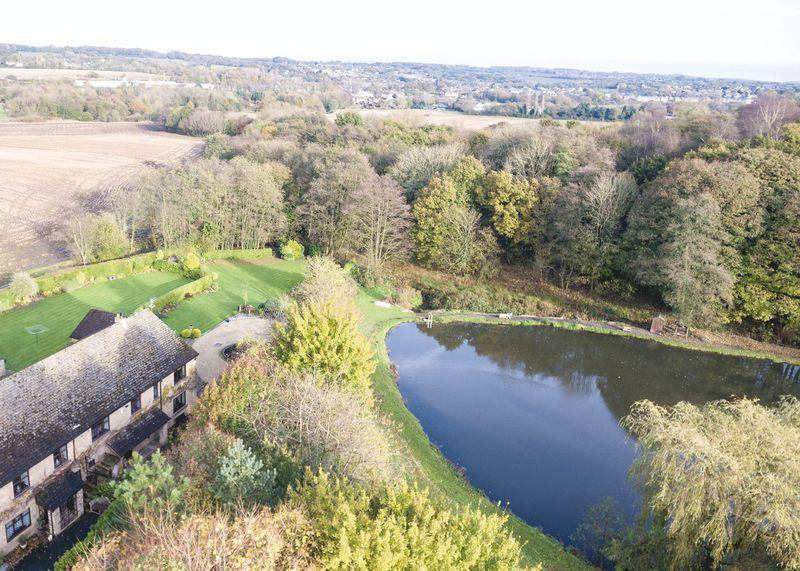 Aerial photo rear