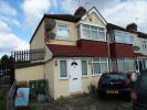 End of Terrace property in Chatsworth Road, Cheam...
