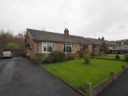 2 bed Semi-Detached Bungalow for sale in Hawk Road, New Mills...