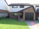 4 bed Detached house in Clos Bevan, Gowerton...