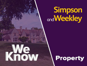 Get brand editions for Simpson & Weekley, Rushden & Wellingborough