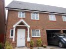semi detached property in Mansfield Way, Irchester...