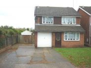 4 bed Detached house in Nicholas Way, Rushden...