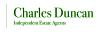 Charles Duncan, Stroud logo