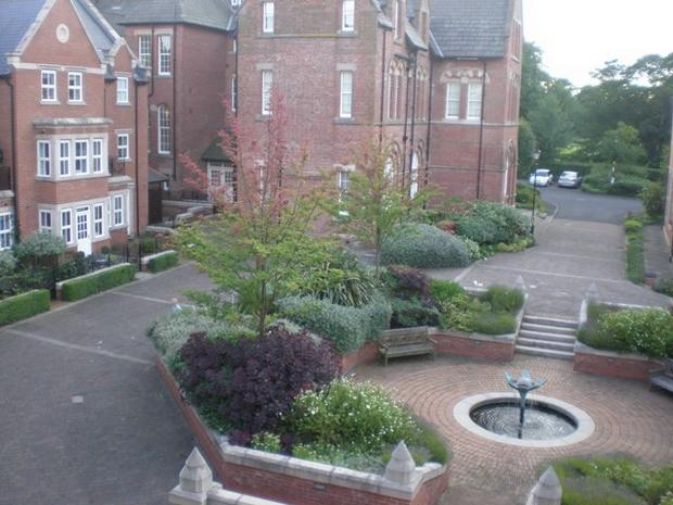 3 bedroom town house to rent in princess mary court ne2 for 105 st georges terrace