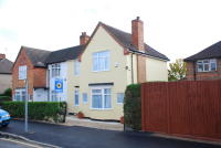 semi detached home in Tennyson Road, Hounslow