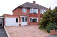 3 bed semi detached house in Lavington Drive...