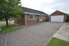 Detached Bungalow for sale in 10 Beck Close Howden