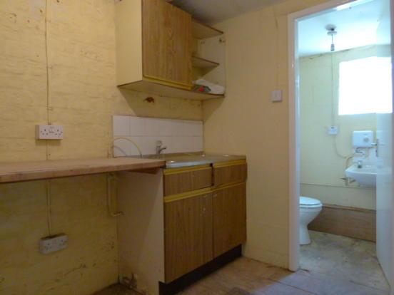 Ground floor kitchen