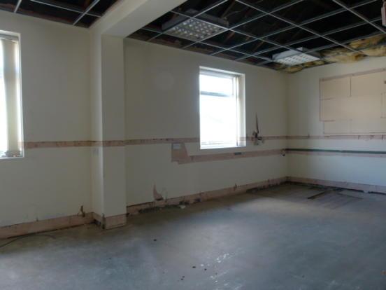 1st Floor storage