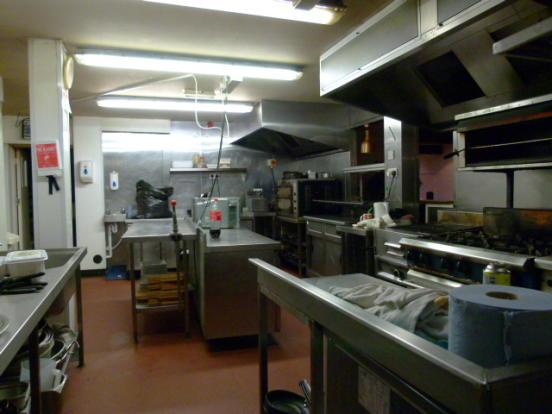 Restaurant For Sale In Theatre Kitchen Peter Street Chorley Lancashire Pr7 2rp Pr7
