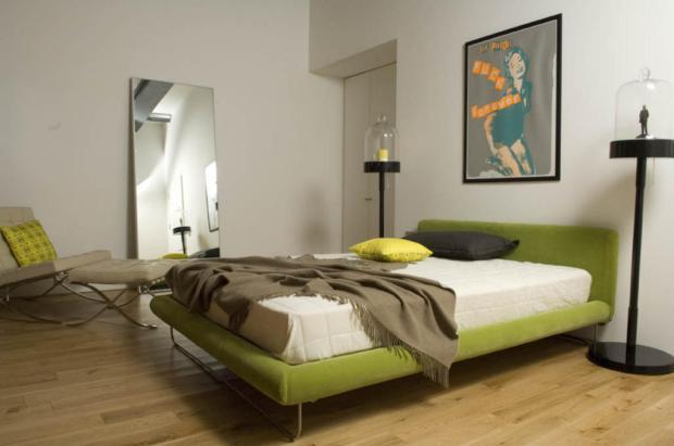 Show apartment