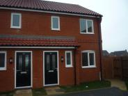 semi detached home to rent in Verbena Way...