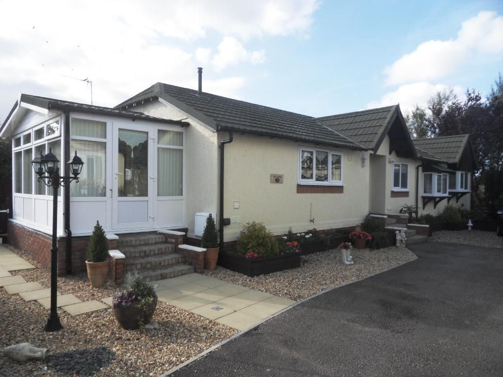 3 Bedroom Mobile Home For Sale In Neds Lane Stalmine Poulton Le Fylde Lancashire Fy6