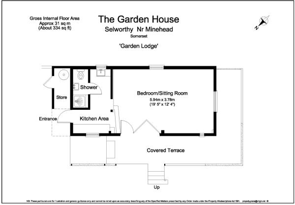 Floorplan Lodge