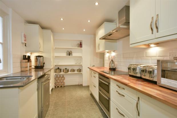 Secondary Kitchen