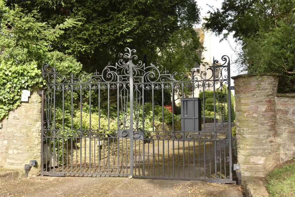 Entrance Gates