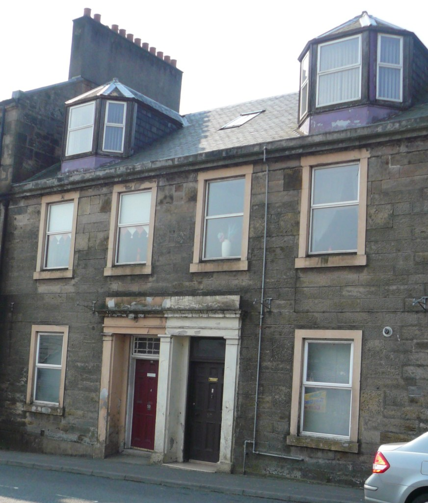 4 bedroom maisonette to rent in 57 new street dalry ka24 4 bedroom maisonette