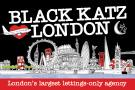 Black Katz, Chiswick branch logo