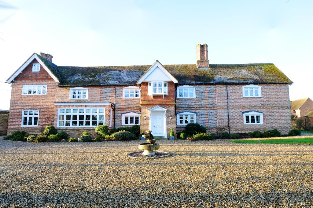 8 bedroom detached house for sale in the manor grendon for Underwood house for sale