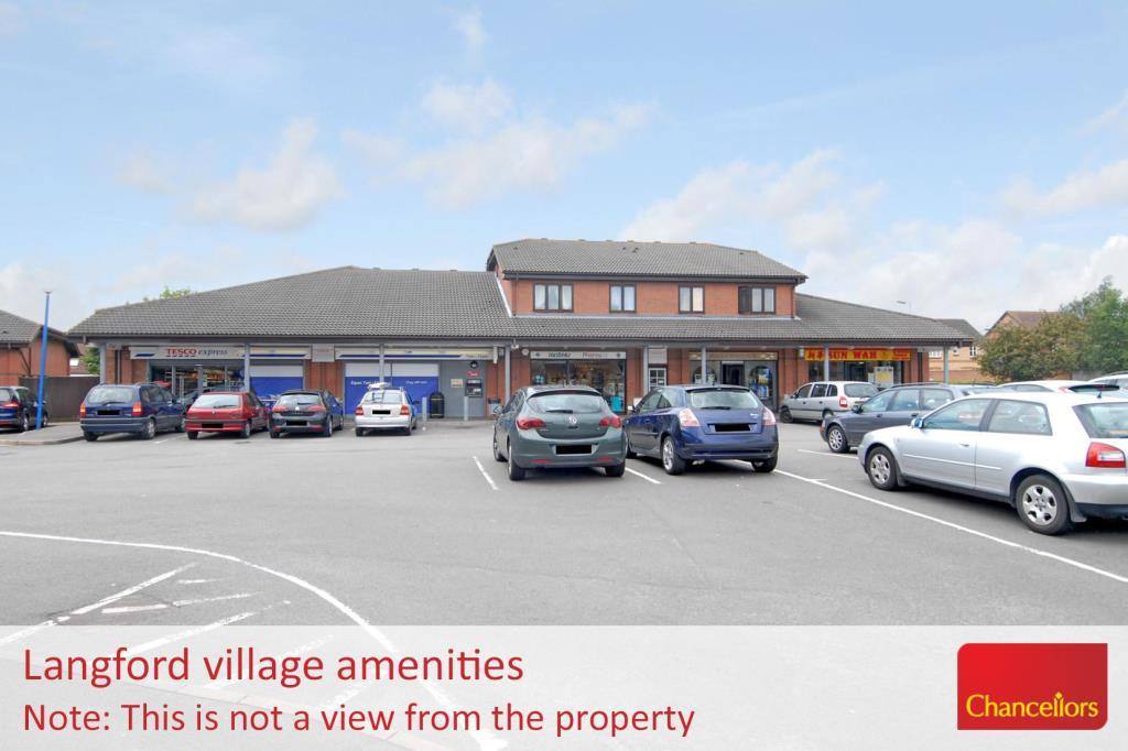 Local amenities nearby