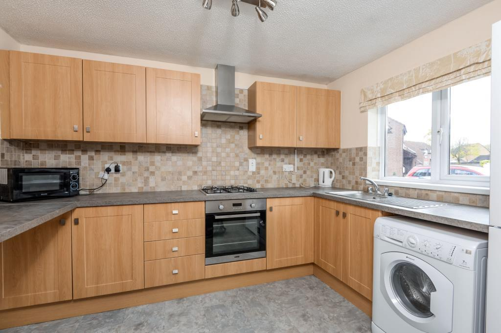 Kitchen with White Goods