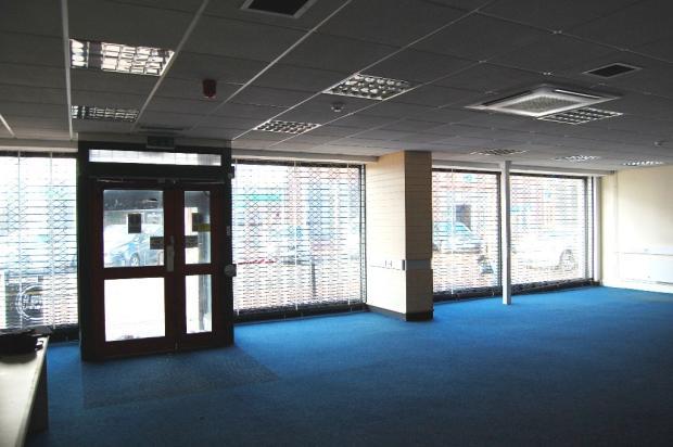 Office/Sales Area