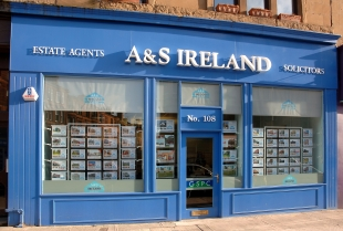 A & S Ireland, West Endbranch details