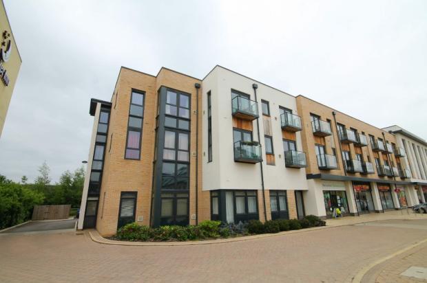 2 Bedroom Apartment For Sale In Unwin Square Cambridge Cambridgeshire Cb4 Cb4