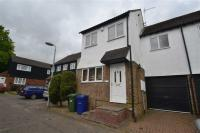 semi detached house in Runnymede Road...