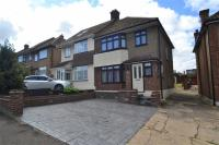 semi detached property for sale in Woodbrooke Way...