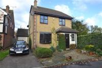 4 bed Detached house for sale in Martins Close...
