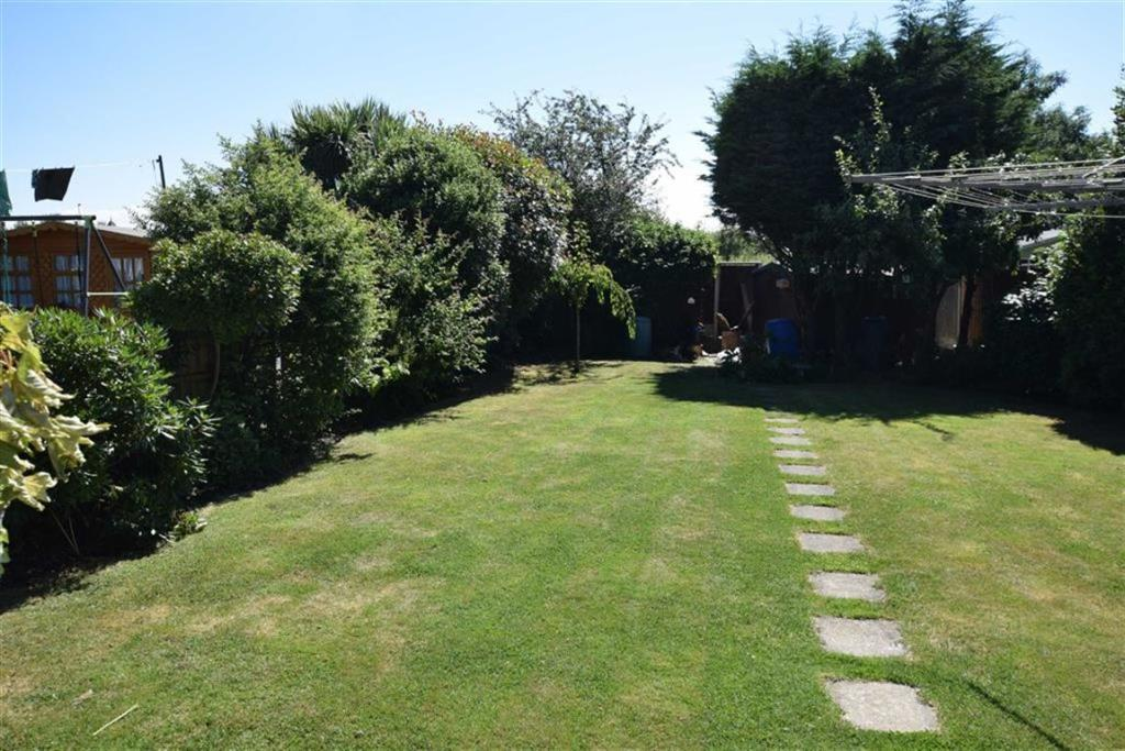 Un-overlooked Rear Garden