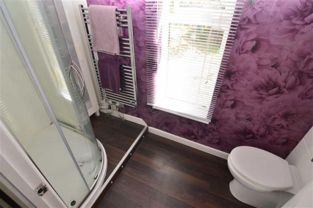 Separate Cloakroom/WC