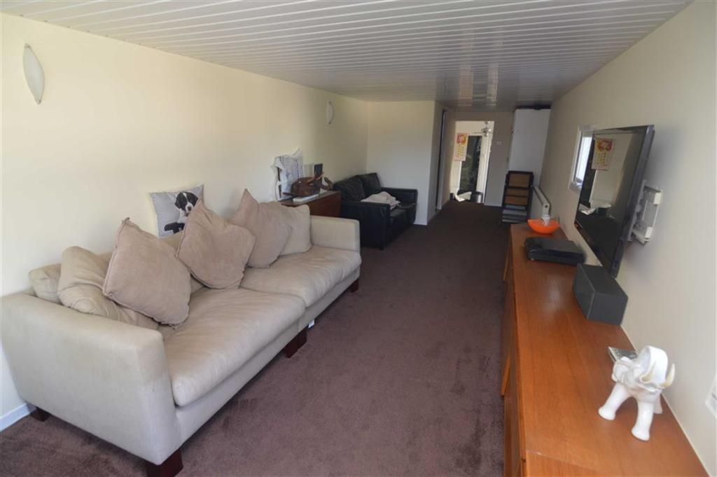 Studio Bedroom/living area
