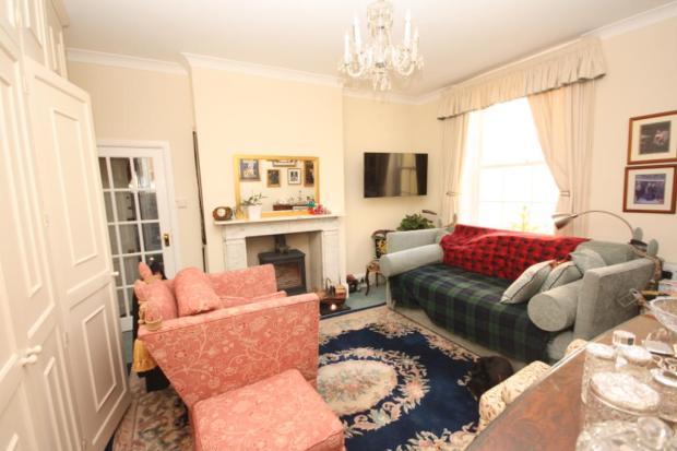 Flat 4 Living Room